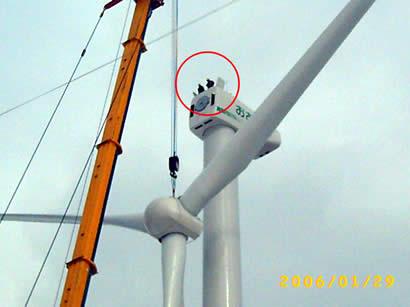 まぐるんちゃんの風車発電
