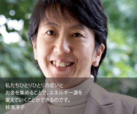 ジャパン・フォー・サステナビリティ 共同代表 枝廣淳子