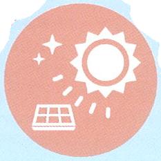 太陽光のエネルギー